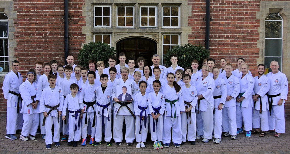 2017 GB Karate Squad