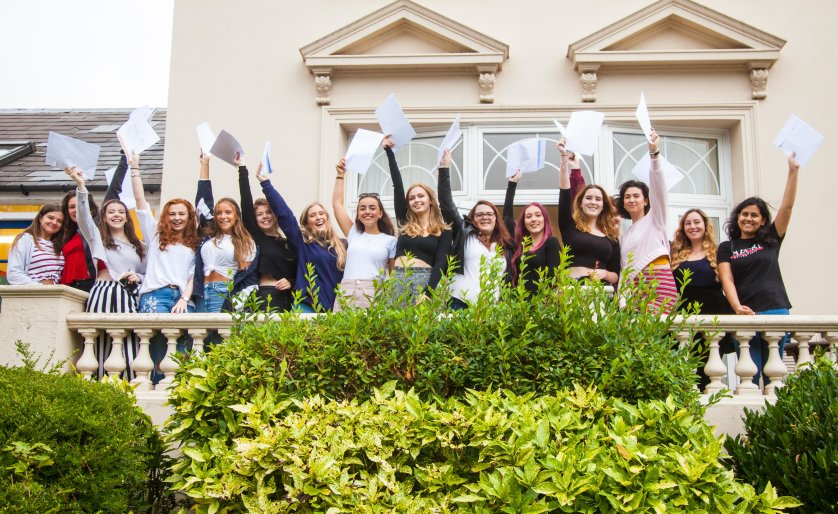 2018 A Level Results at Burgess Hill Girls