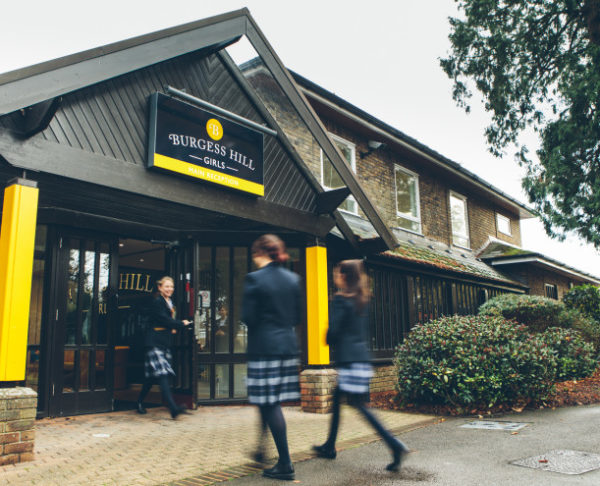 Admissions at Burgess Hill Girls