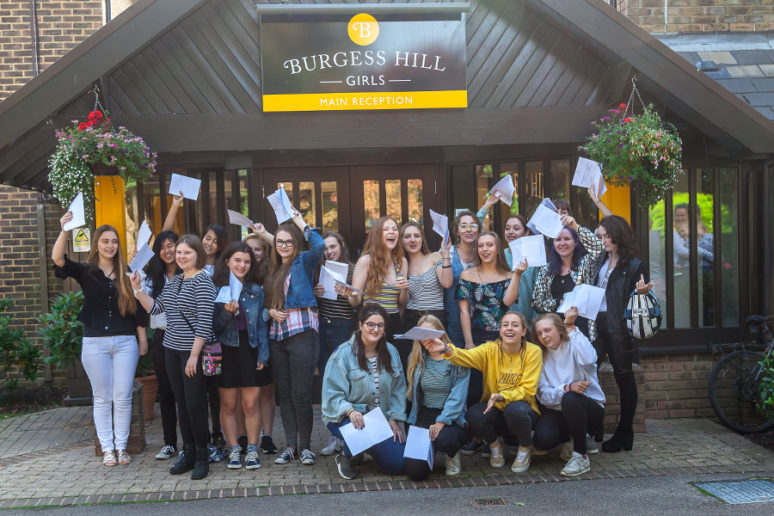 Burgess Hill Girls GCSE Results 2017