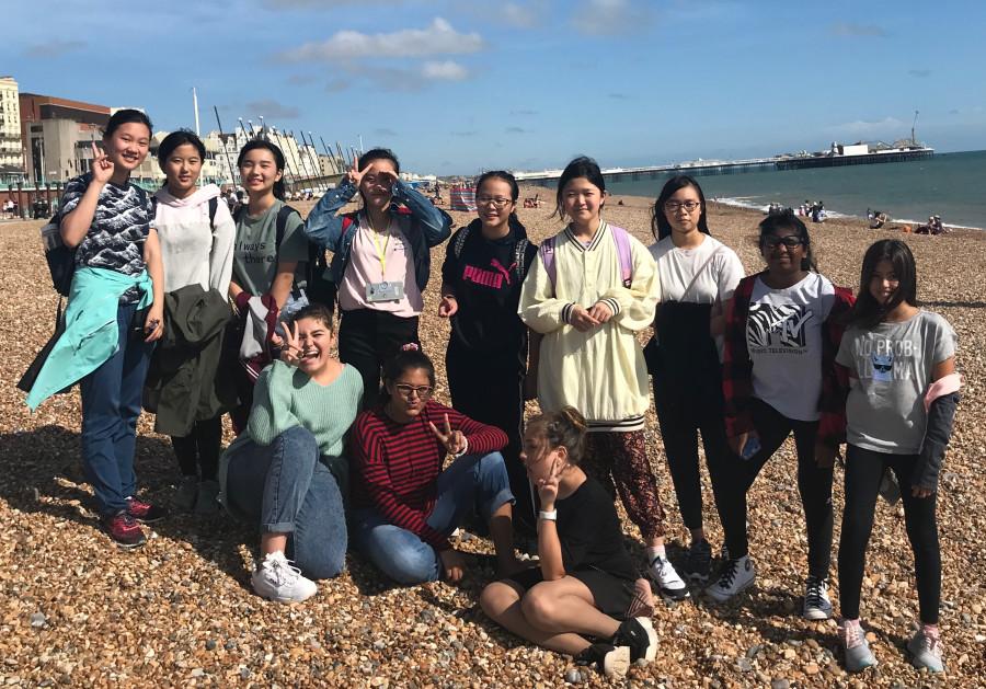 Brighton - Boarding Induction Week - Burgess Hill Girls