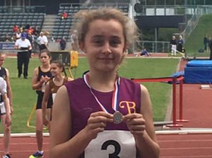 Bronwyn Silver Discus National Athletic Champs