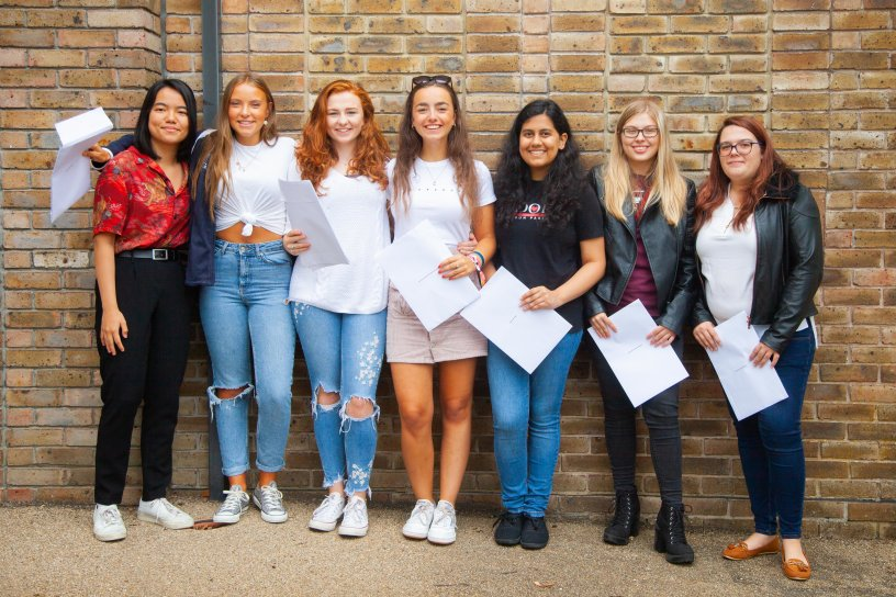 Burgess Hill Girls 2018 A Level Results Stem Success