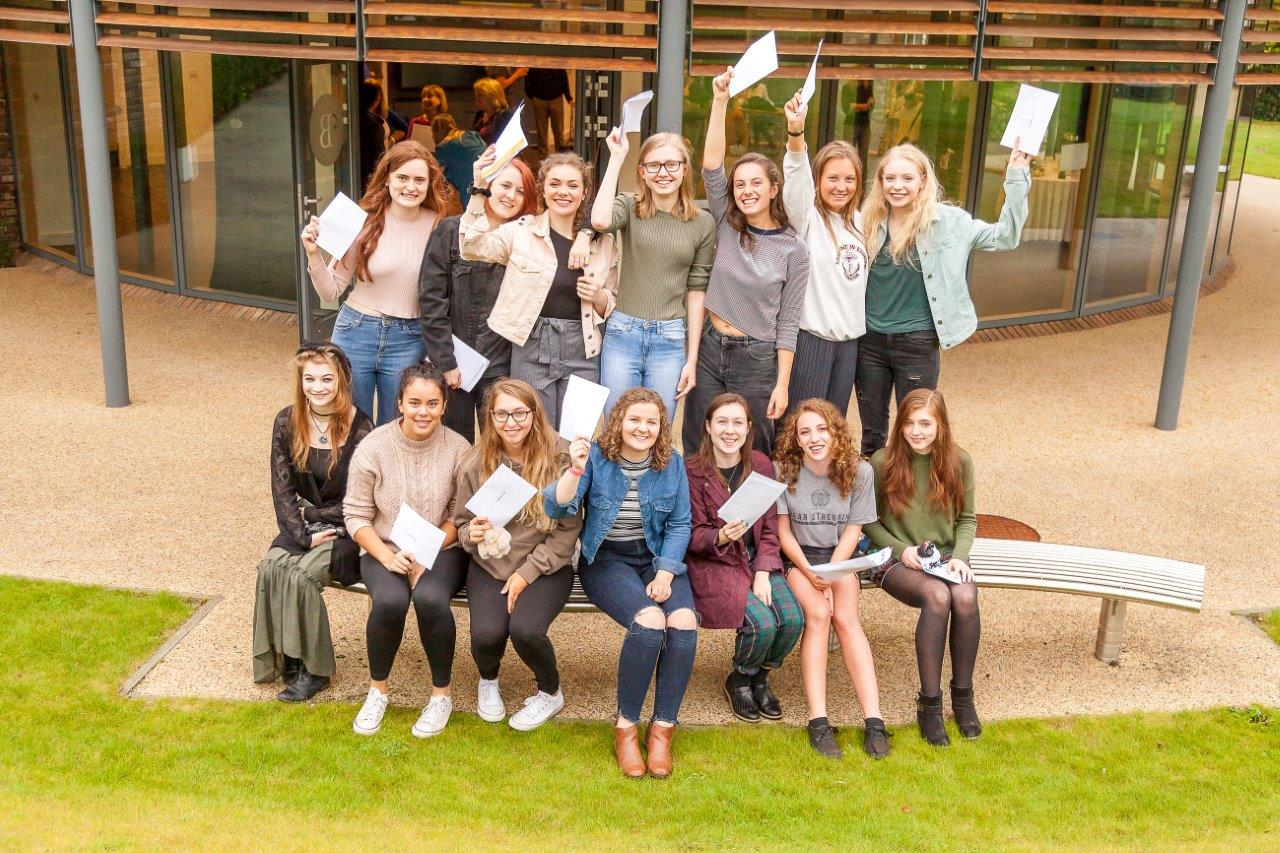 Burgess Hill Girls A Level Success 2017
