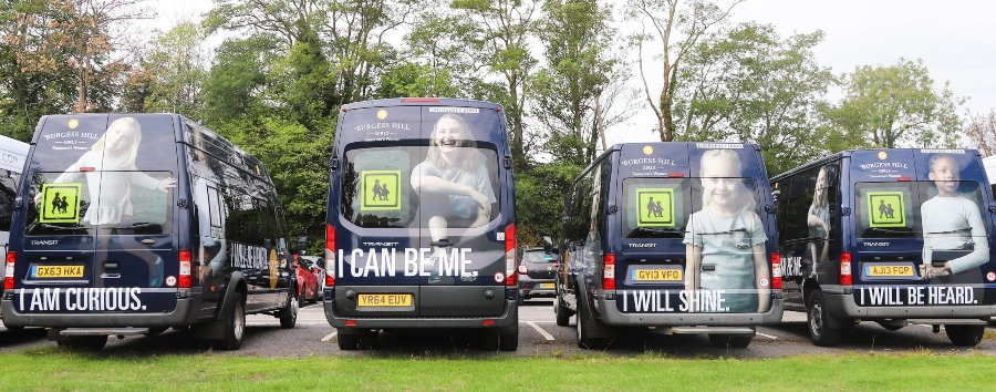 2020 Ads on School Buses