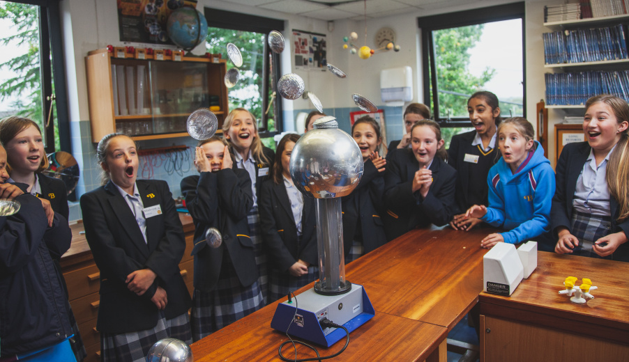 Burgess Hill Girls - Best Value For Money Private School in Sussex