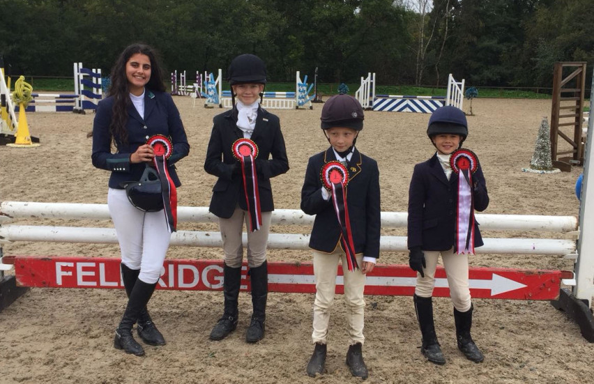 Burgess Hill Girls Equestrian Team
