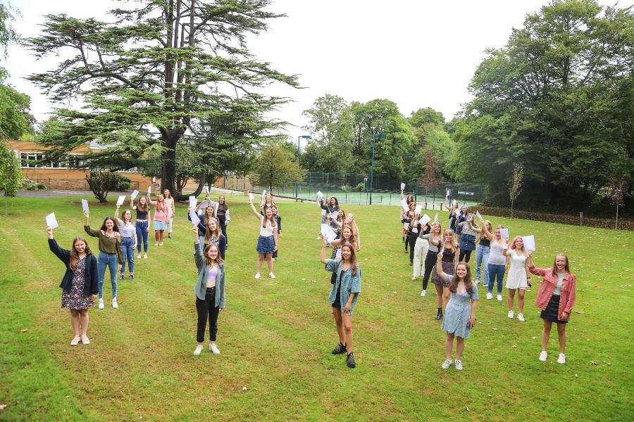 Burgess Hill Girls GCSE Results 2020