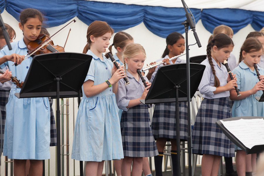 Burgess Hill Girls Junior Orchestra
