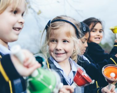 Burgess Hill Girls Junior School - Bells