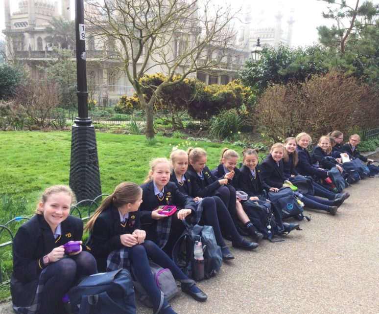Burgess Hill Girls Junior Trip to Brighton