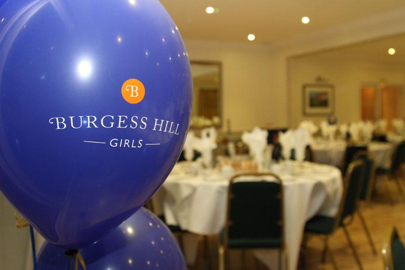 Burgess Hill Girls Networking Dinner Sixth Form