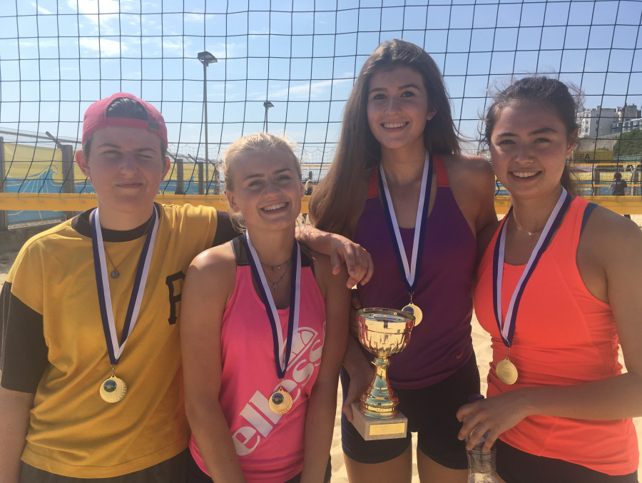 Burgess.Hill.Girls.Crowned.National.Beach.Volleyball.Champions