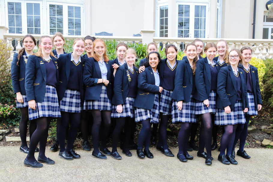 Exceptional HPQ Results Burgess Hill Girls