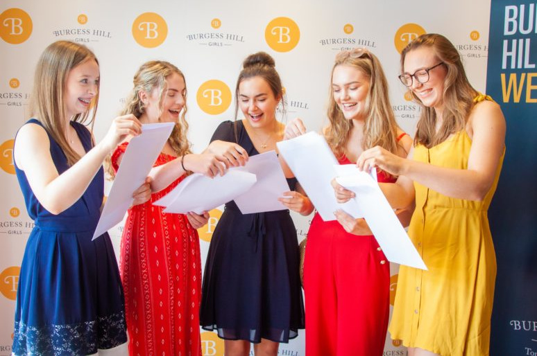 Burgess.Hill.Girls.Top.Independent.School.in.West.Sussex.GCSE.Results