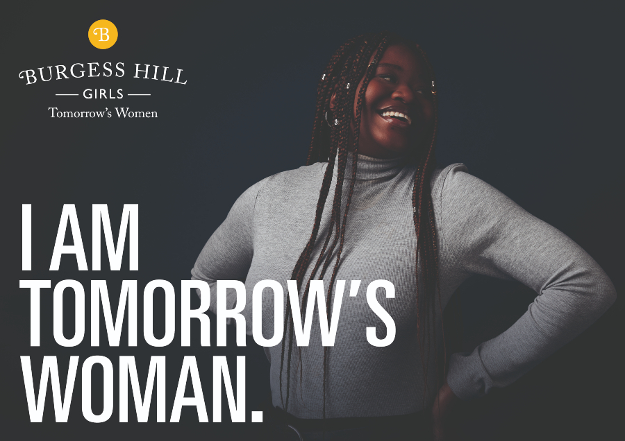 I am Tomorrow's Woman
