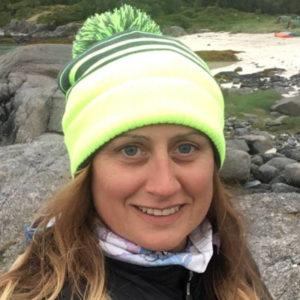 Environmentalist Claire Osborn