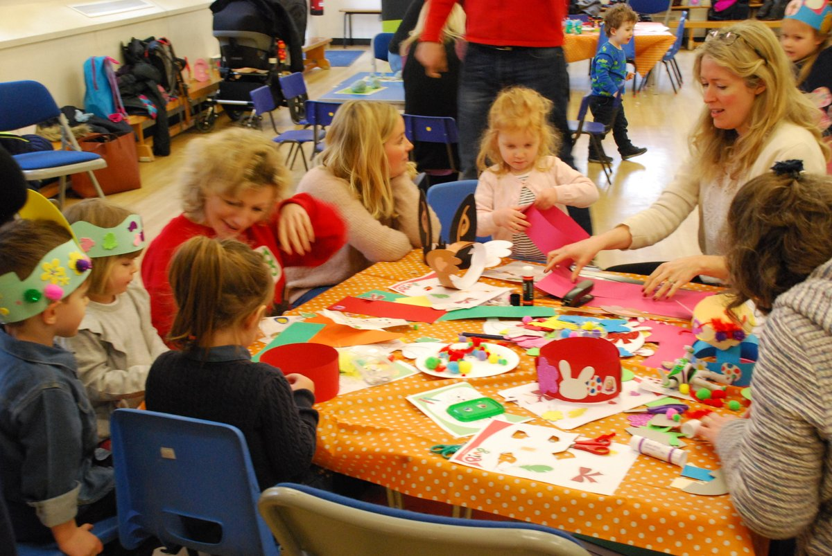 Coffee and Crafts Burgess Hill Nursery