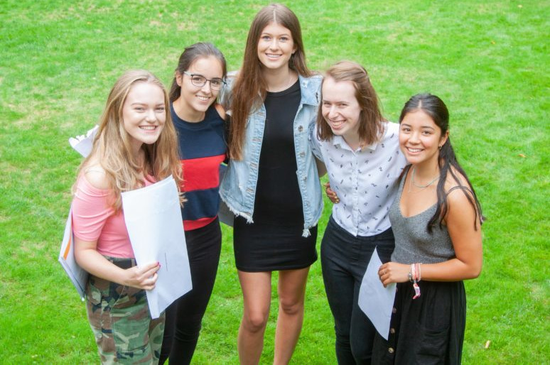GCSE Results 2018 Burgess Hill Girls 7 - 9