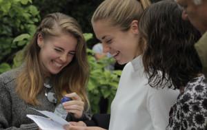 GCSE Smiles-all-round