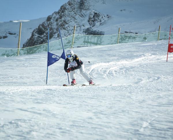 Burgess Hill Girls Skier