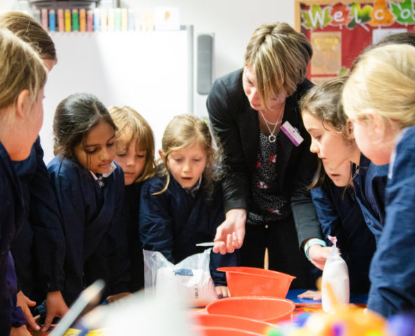 Burgess Hill Girls Pupils back to school March 8th