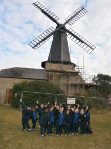 Year 1 visit Blatchington Mill