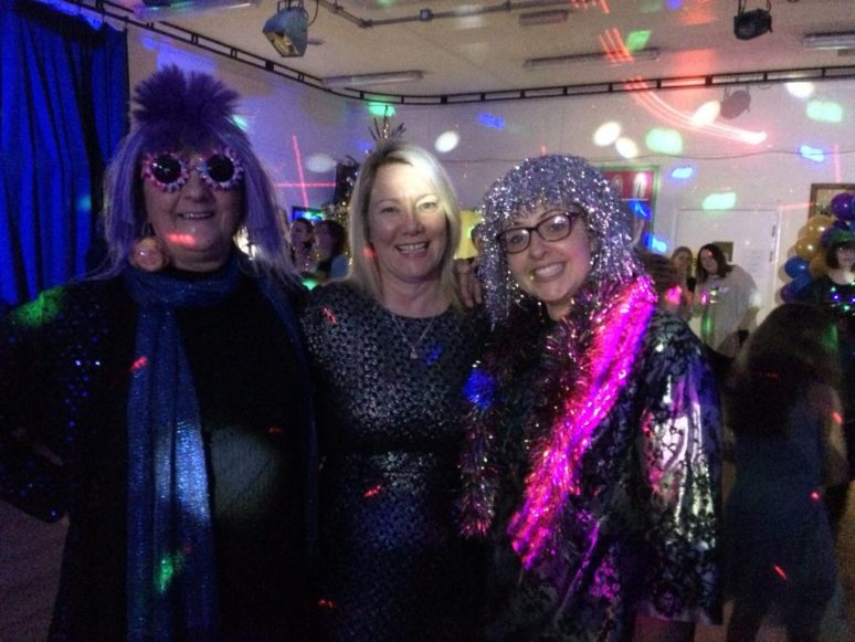 SLT Sparkly Disco