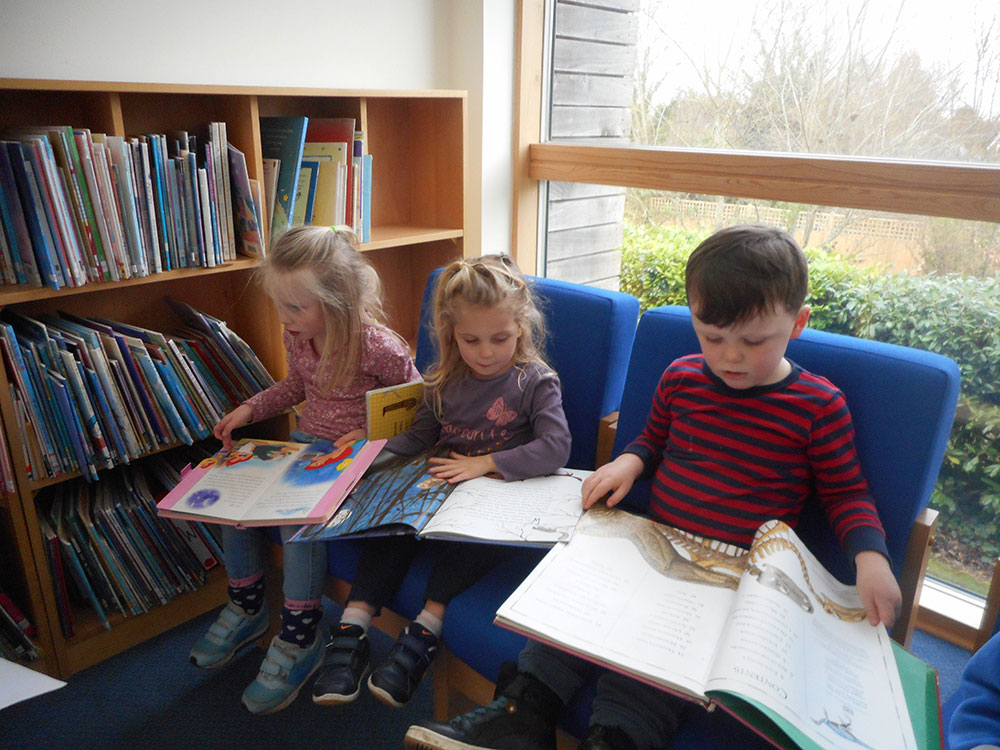 School-Library-Visit