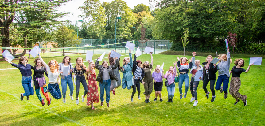 Superb.A.Level.Results.For.Burgess.Hill.Girls