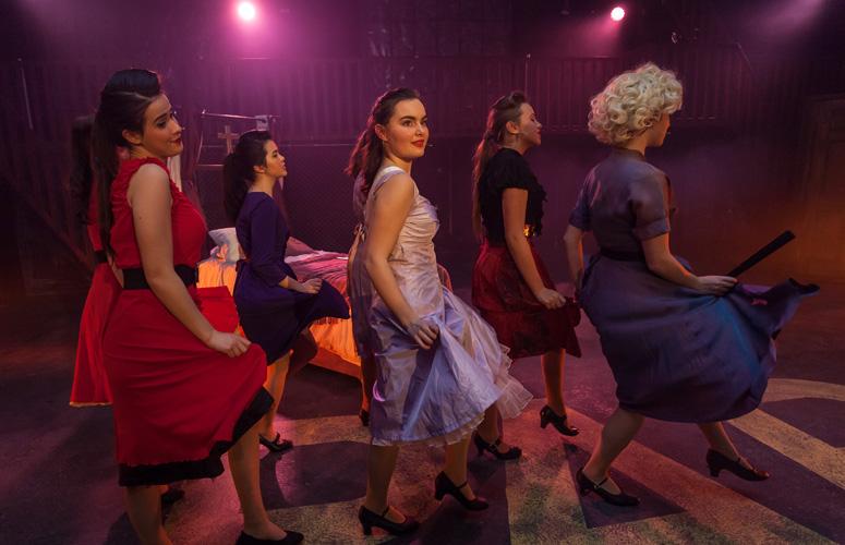 Drama at Burgess Hill Girls
