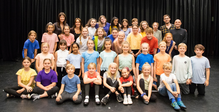 West End Drama Summer Camp At Burgess Hill Girls