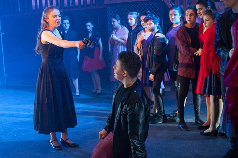 West Side Story at Burgess Hill Girls c