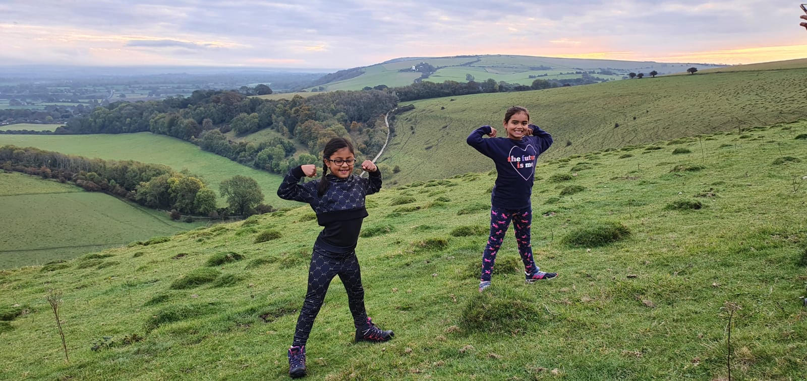 Young Cricketers Raise Over £7,000 for St John's Park - Sanaya and Lalanas Hill Girls