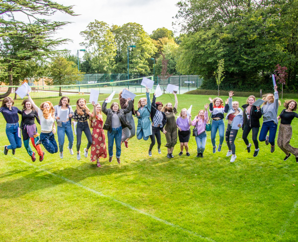 Burgess Hill Girls A Level Results 2019