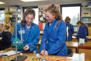 burgess hill girls independent girls school sussex science
