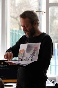 James Parsons Comic Workshop