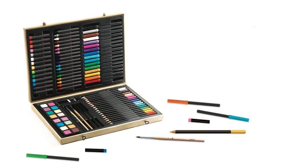 Djeco Big Box Of Colours – £29.99 – BrightMinds