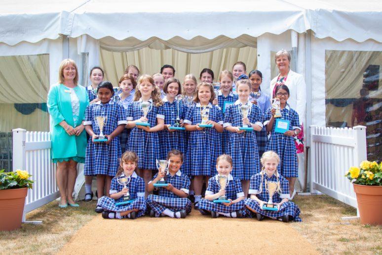 Junior School Trophy Winners 2018