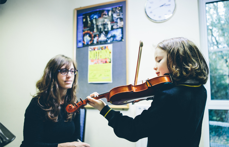 Music at Burgess Hill Girls