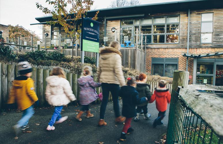 Nursery at Burgess Hill Girls
