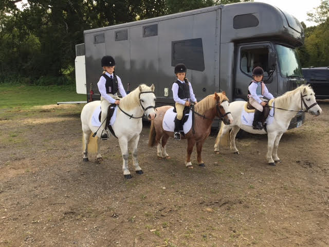 Burgess Hill Girls Junior Showjumping